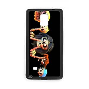 Printed Phone Case Ronal Barbaren For Samsung Galaxy Note 4 N9100 Q5A2112636