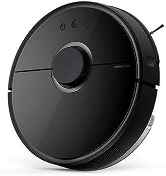 HAJZF Aspiradora Doméstica Robot con Conexión WiFi, Súper Succión ...