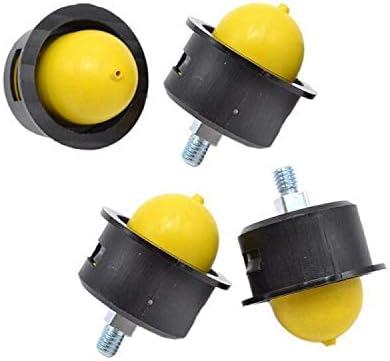 4 bombas de gasolina Primer aptas para cortacésped Hecht 40 541SX 5410SH 553SX / Fuxtec FX-RM FX - RM Cortacésped