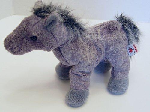 HM098 Webkinz Grey Arabian Horse Pony by Ganz