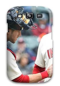 cleveland indians MLB Sports & Colleges best Samsung Galaxy S3 cases