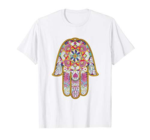Abstract Hamsa T-Shirt