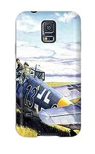 ZippyDoritEduard Snap On Hard Case Cover Aircraft Protector For Galaxy S5