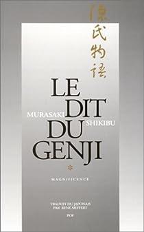 Le Dit du Genji par Shikibu