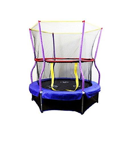 """Skywalker Bounce-N-Learn Trampoline, 55"""" Round"""