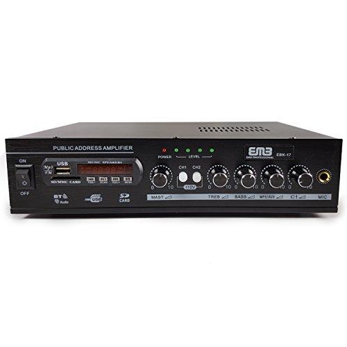 Karaoke Mixers Bmb - 6