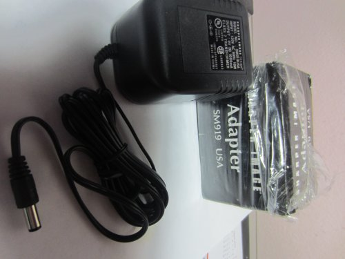Sharper Image AC Adapter SM919 9 Volt 1200mA USA