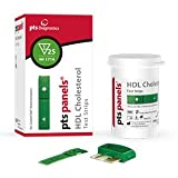 PTS Panels #1714 HDL Cholesterol Test Strips (25 strips /box) for CardioChek Analyzer