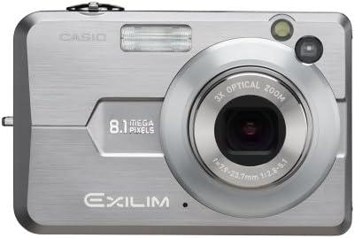 amazon com casio exilim ex z850 8 1mp digital camera with 3x rh amazon com Casio Keyboard Owner's Manual Casio Watch Manual