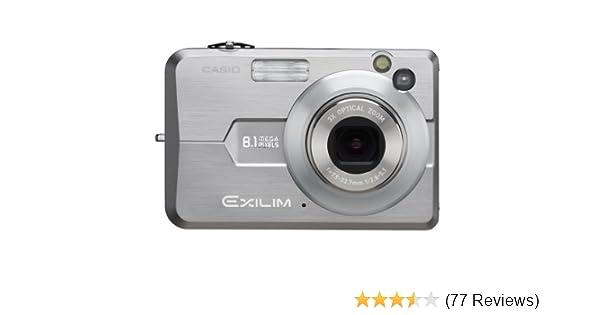 amazon com casio exilim ex z850 8 1mp digital camera with 3x rh amazon com Exilim Casio EX -S8 Manual casio exilim z850 manual