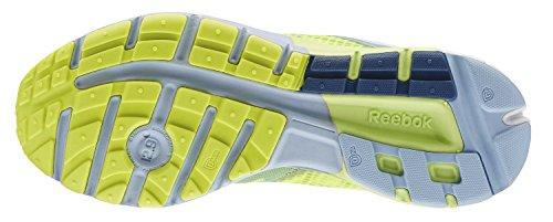 Reebok Womens One Cushion Running Shoe Denim/White et4VDnp