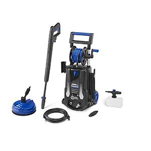 AR Blue Clean e-2000 HRD Nettoyeur Haute Pression avec Sonde de Débouchage pour Canalisations et Patio Cleaner (2 000 W…