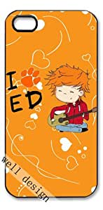 Ed Sheeran Signed HD image case for iphone 4/4S black + Gift