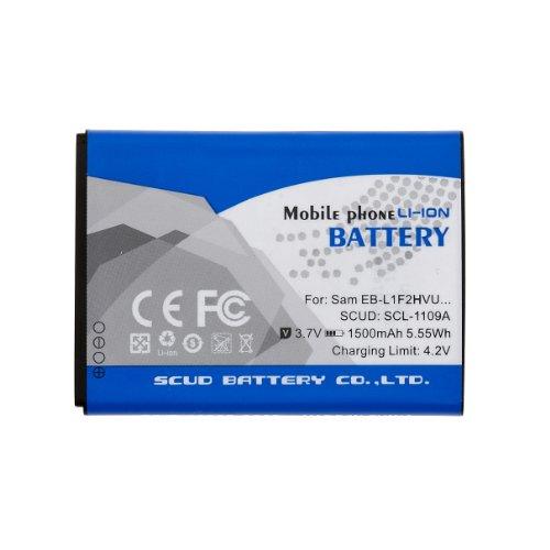 SCUD®(code:1399, Hong Kong Stock) 1500mAh EB-L1F2HVU Li-ion Cell Phone Batteries for Samgsung i515/ i9250 Galaxy Nexus