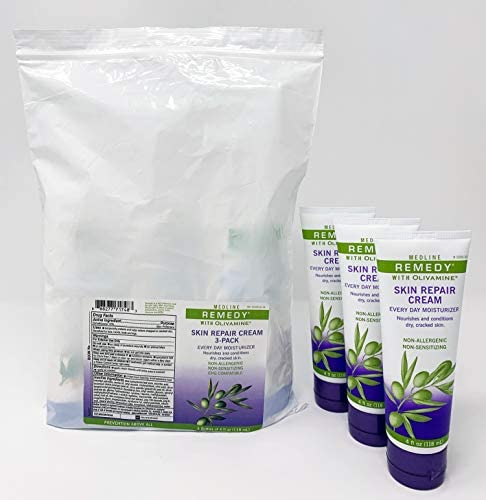Medline Remedy Repair Cream Tubes