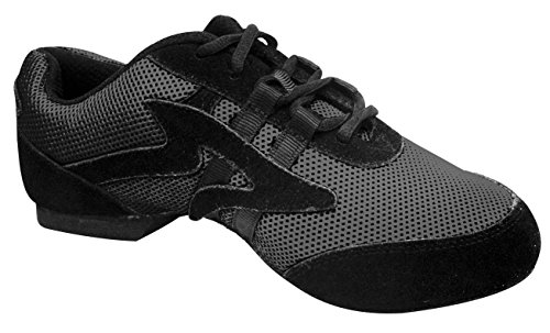 Sansha Salsette 1 Sneakers Da Ballo Unisex Grigio Antracite