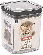 Curver K&Bz Curver Snackbox voor katten, 1,3 l, 780 g