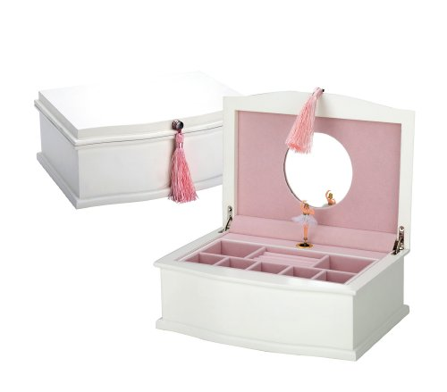 Reed & Barton Ballerina Jewelry Chest by Reed & Barton