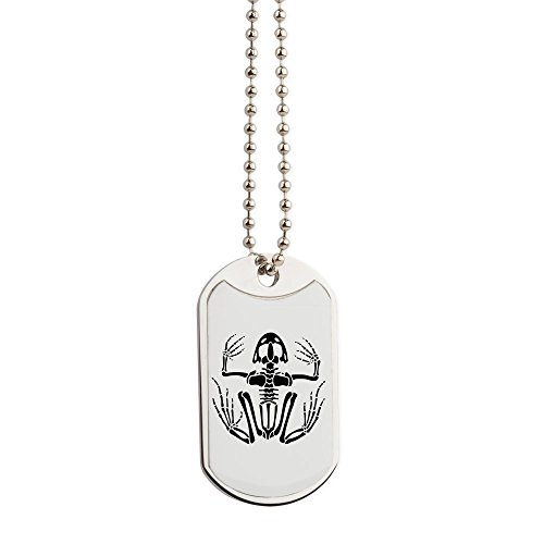 Used, CafePress - Desert Frog 3 - Military Style Dog Tag, for sale  Delivered anywhere in USA