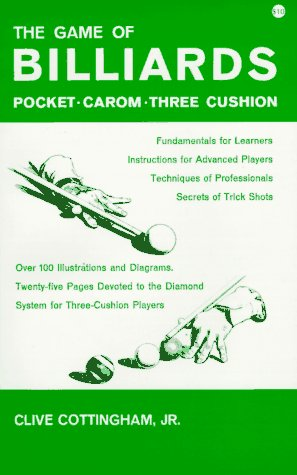 Game of Billiards: Pocket-Carom-Three Cushion (Snooker Games Billiards)