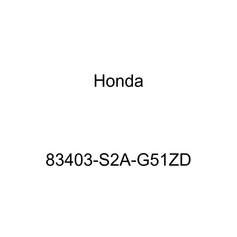Honda Genuine 83403-S2A-G51ZD Center Console Switch Panel