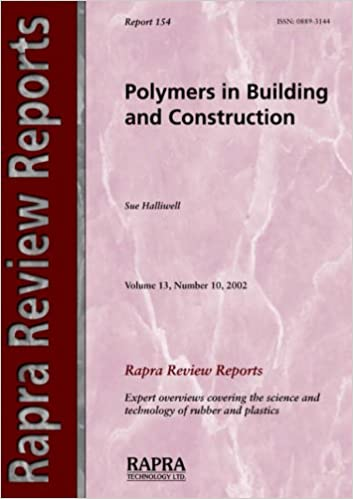 Polymers in Building and Construction (Rapra Review Reports