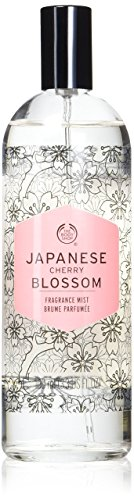 The Body Shop Japanese Cherry Blossom Fragrance Mist, 3.3 Fl Oz