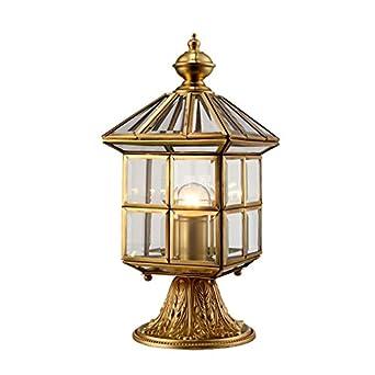 Extérieur En Lampe Cuivre Traditionnel Laiton Noilyn Classique 3Acq54RjL