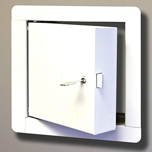 MIFAB MPFR Fire Rated Access Door 18 x 18 Insulated (1 Hour Fire Rated Ceiling Access Panel)