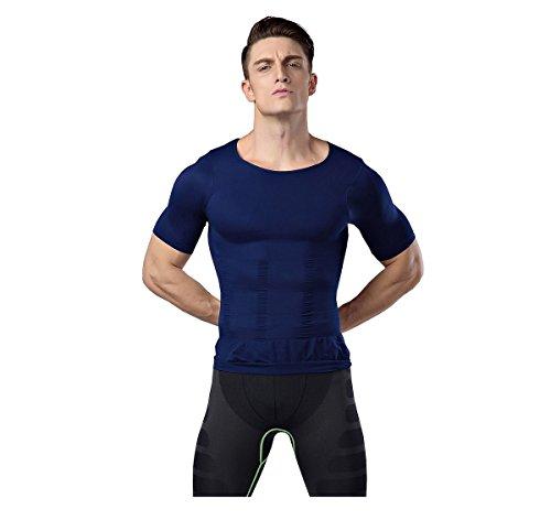 manga corta deportiva de Top Gainant gimnasio Camiseta manga Tank corta Ahatech Man Camiseta para vqPRYC