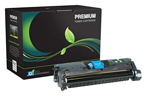 Altru Print Remanufactured Toner Cartridge Replacement for HP C9701A / Q3961A (HP 121A / 122A / 123A) - Cyan