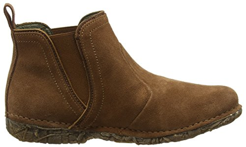 Suede Boots Angkor Lux Naturalista Ankle Wood Women's Brown El N996 Wood Nnd qIOBwU