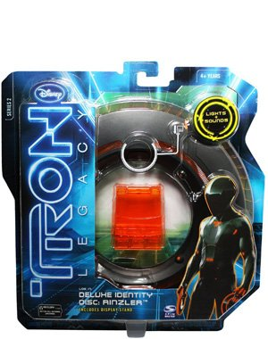 Tron Rinzler's Deluxe Identity Disc by Spin Master