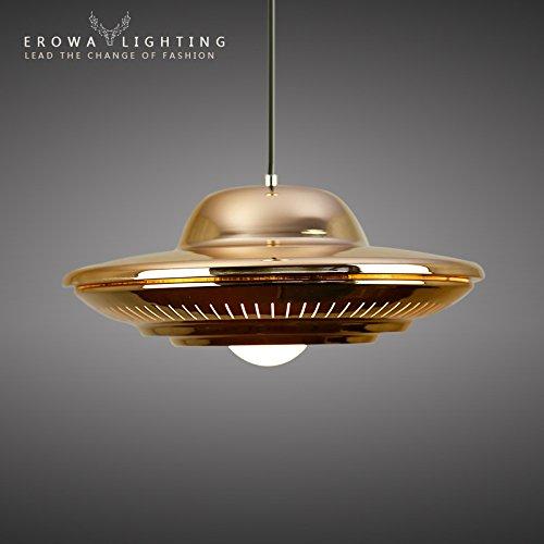 Saucer Pendant Lighting - 3