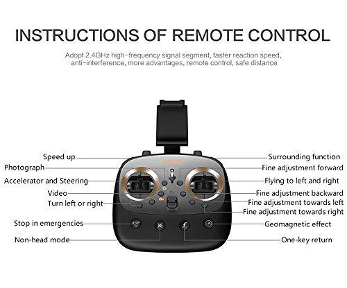 VISUO XS812 GPS 5G WiFi FPV 5MP 1080P HD Camera Foldable RC Quadcopter Drone by Sannysis (Image #8)
