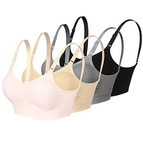 Lataly-Womens-Sleeping-Nursing-Bra-Wirefree-Breastfeeding-Maternity-Bralette