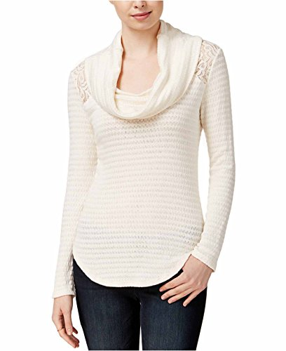 cowl neck sweater xl - 5