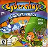 BRAND NEW Brighter Child Cyberchase Carnival Chaos Eight Activities Three Levels Difficulty