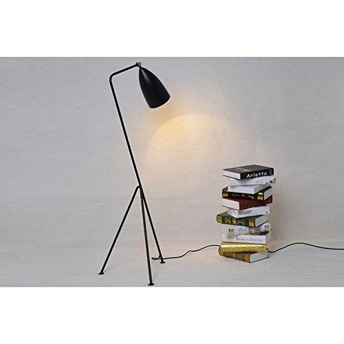 Personalisieren home Club Floor Light carbon steel LED ist einfach und elegant, weiß Stehleuchte
