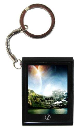 UPC 828063361827, Visual Land 1.8-Inch Digital Keychain Photo Viewer (Black)