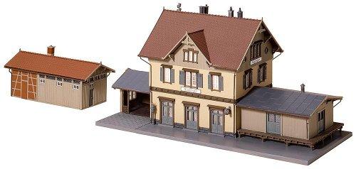 Faller 110107 Freight Station Guglingen HO Scale Building Kit