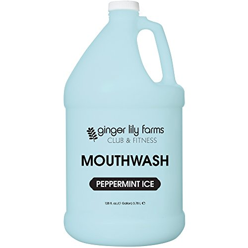 - Peppermint Ice Mouthwash Gallon