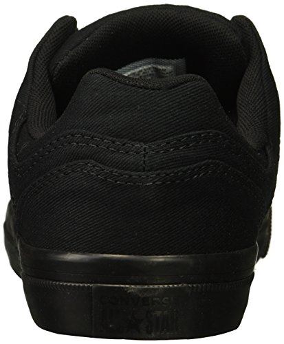Cotton Unisex Distrito Scarpe Black Fitness Nero Black El Adulto Converse da Lifestyle 001 Ox Black Cons 1AwWqwnCcg
