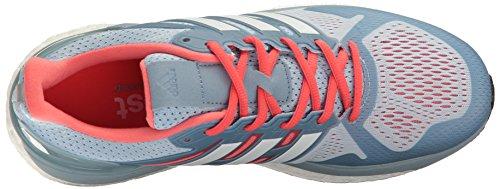 adidas Easy Coral Performance ST Women's Supernova White w Easy Shoe Blue S Running FFr4fqwx