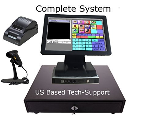 Point of Sale POS System Cash Register Retail Store for sale  Delivered anywhere in USA