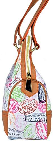 Borsa Spalla Donna Piccola Bianco Alviero Martini Small Bag Woman White Precio Más Bajo Precio Más Barato Mastercard Con El Precio Barato Edición Limitada A La Venta Barato Barato cmwlu5h