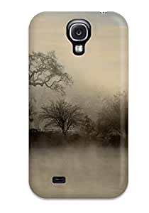 Hot Style CzPRNJP1867lMpgh Protective Case Cover For Galaxys4(fog Earth Nature Fog)