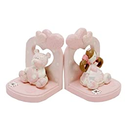 Tracey Russell - New Baby Bookends, Baby Girl