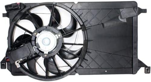 Ajuste perfecto grupo repm160301 – Mazda 3 ventilador del radiador ...