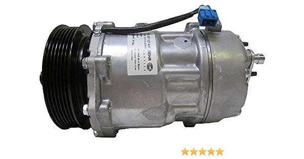 BEHR HELLA SERVICE 8FK 351 127-431 Compresor, aire acondicionado ...